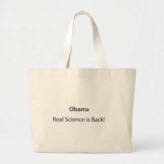 Real Science is Back! Bag