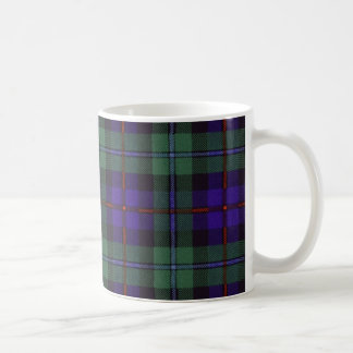 Real Scottish tartan - Campbell of Cawdor Coffee Mug