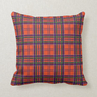 Real Scottish tartan - Macgillivray Cushion