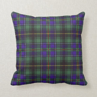 Real Scottish tartan - Macinnes Cushion
