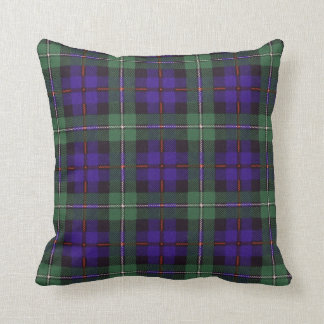 Real Scottish tartan - Mackenzie Cushion