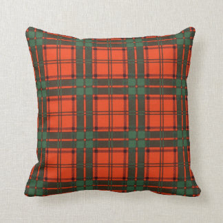 Real Scottish tartan - Maxwell Cushion