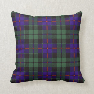 Real Scottish tartan - Morrison Cushion
