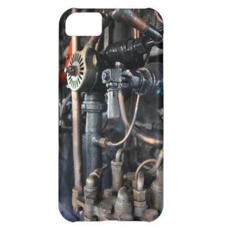 Real steampunk, steam train loco iPhone 5C case