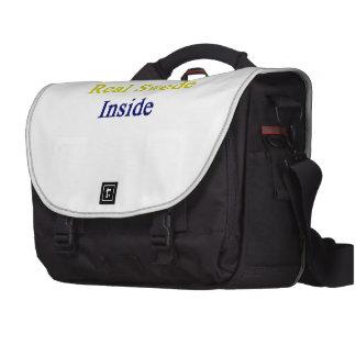 Real Swede Inside Computer Bag