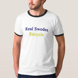 Real Swedes Recycle T-Shirt