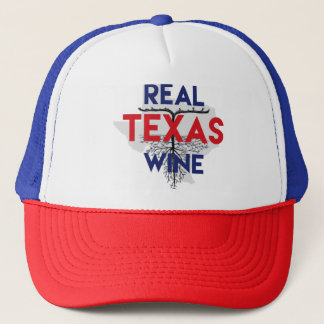 Real Texas Wine Trucker Hat