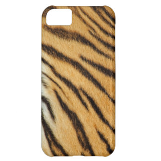 Real Tiger Fur Stripes iPhone 5 Case