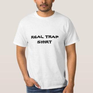 REAL TRAP SHIRT
