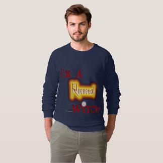 Real Witch Men's Raglan Sweatshirt