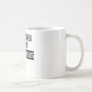 Real Women Marry Entrepreneurs Basic White Mug
