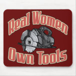 Real women own tools
