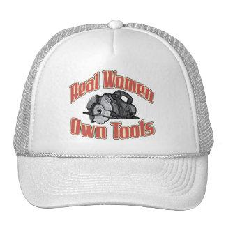 Real women own tools cap
