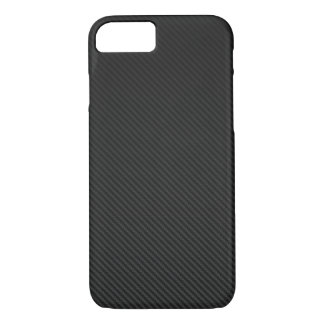 Realistic Carbon Design iPhone 8/7 Case