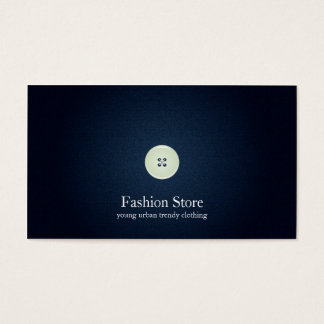 Realistic Denim Business Card No.5