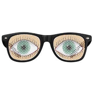 Realistic Funny Human Eye Sunglasses