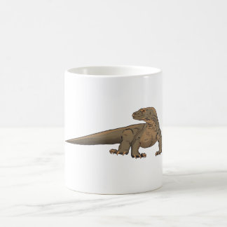Realistic Komodo Dragon/Monitor Lizard Coffee Mug