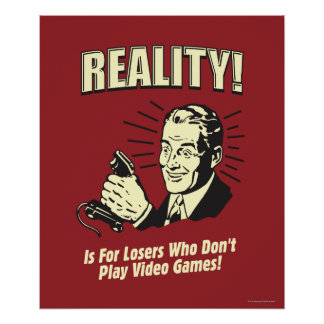 Reality: For Losers Poster