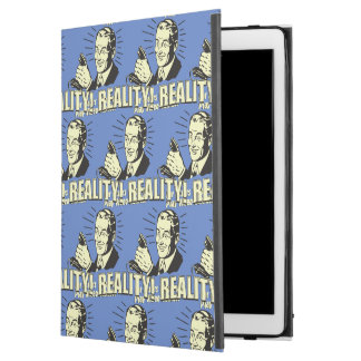 """Reality is for losers who don't play video games iPad pro 12.9"""" case"""