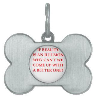 REALITY PET TAG