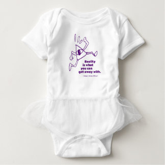 Reality Running Baby Bodysuit