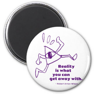 Reality Running Magnet