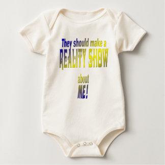 Reality Show Baby Bodysuit