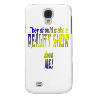 Reality Show Galaxy S4 Cover
