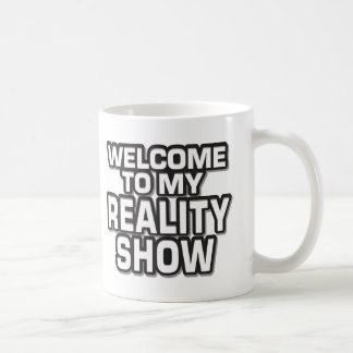 Reality Show Coffee Cup Mugs