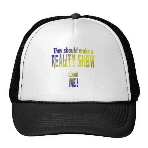 Reality Show Hats