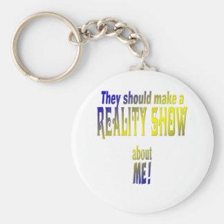 Reality Show Keychains