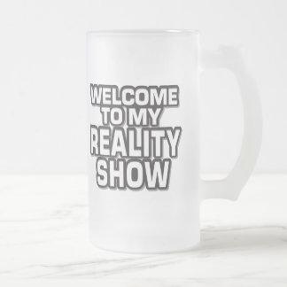 Reality Show Mug