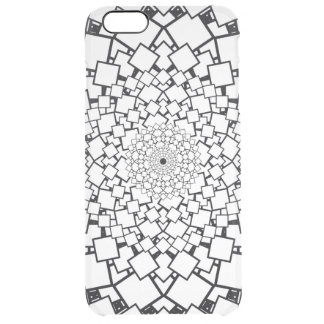 Reality Squared Mandala Clear iPhone 6 Plus Case