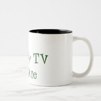 Reality TV Junkie Coffee Mugs