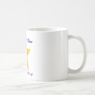Reality TV Show Star Basic White Mug
