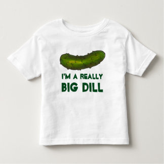 Really Big Dill (Deal) Pickle Green Pickles Tee