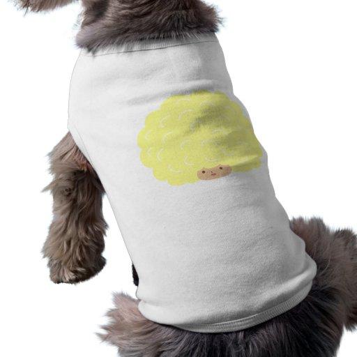 Really Big Hair Dog T Shirt