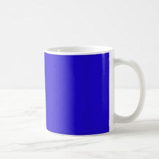 Really Blue Coffee Mugs