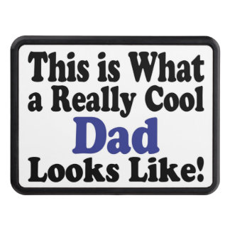 Really Cool Dad Trailer Hitch Tow Hitch Cover