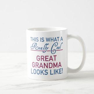 Really Cool Great Grandma Coffee Mug