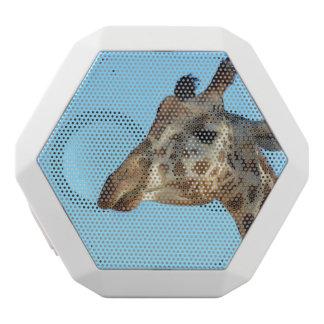 Really Cute Giraffe White Boombot Rex Bluetooth Speaker