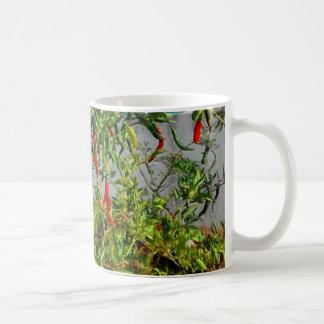 Really hot coffee mug