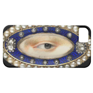 Really Make it An EYE phone with this 1780's Gem iPhone 5 Cases