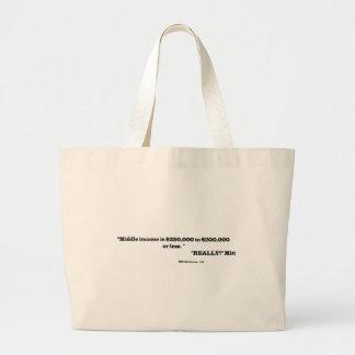 Really Mitt BS.png Jumbo Tote Bag