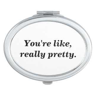Really Pretty Makeup Mirrors