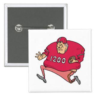 really really big football player pins