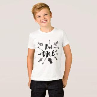 RealOne Kids' American Apparel Fine Jersey T-Shirt
