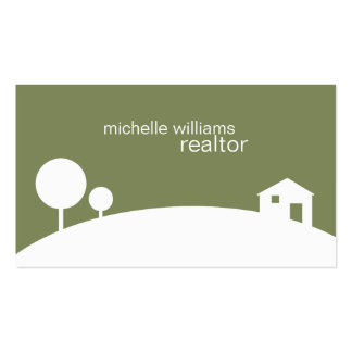 Realtor Pack Of Standard Business Cards