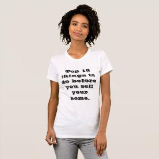 Realtors  Gifts, fun, and more T-Shirt