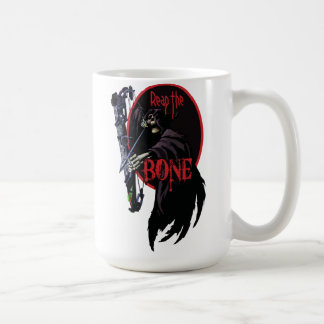 Reap the Bone coffee mug